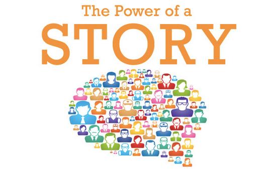 قدرت داستان